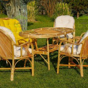 Yazlık bahçe mobilyası