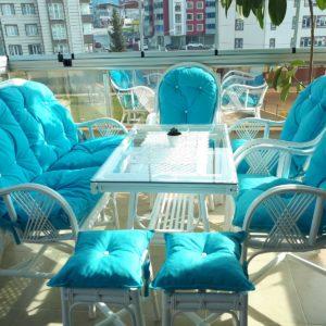 Balıkesir-Bambu-Masa-Sandalye-Takımı-Balkon-ve-Bahçe